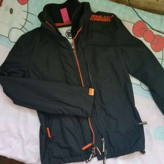 Superdry jacket size S