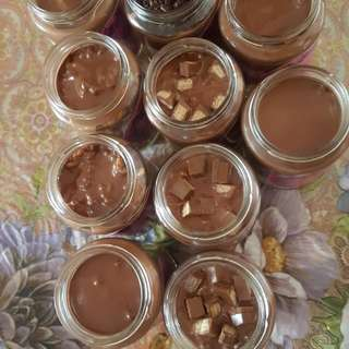 chocolate jar by AB