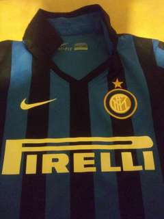 Inter milan soccer top nike