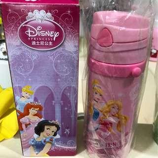 迪士尼公主杯 保暖杯 保溫杯