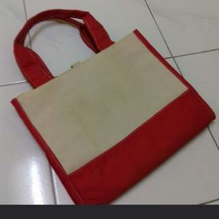 McDonald's Limited Edition Canvas Bag