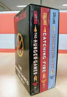Hunger game trilogy