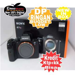 Kredit Low Dp Sony Alpha A7R Body Only Resmi Ditoko Promo ktp+kk wa;081905288895