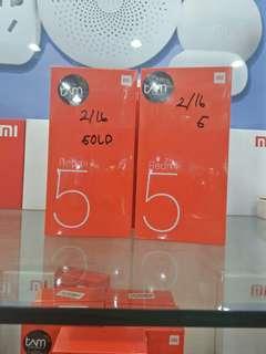 Xiaomi redmi 5 2/16 sedia juga 3/32 garansi Resmi TAM