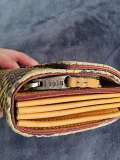 """Japan Wallet. """"ISola"""" Practical Wallet to Organize your Cards and Money"""