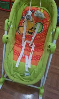 2in1 bassinet chair