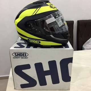Shoei gt air, arai , hjc , shark