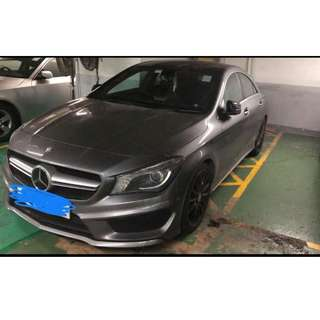 MERCEDES-BENZ CLA250 2013