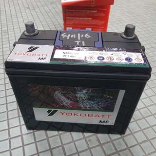 Yokohama Bateri Yokobatt NS60SMF