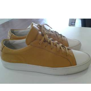 COMMON PROJECTS SHOES sz 42