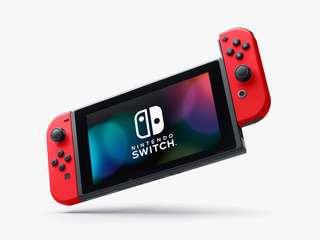 收Switch