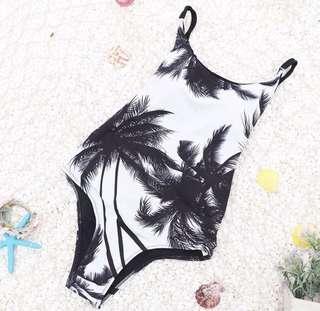 Summer Print Swimsuit