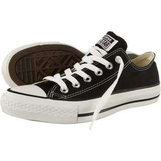 Converse Chuck Taylor Low Cut Sneakers Black