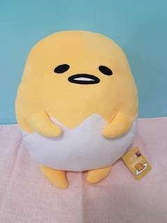 蛋黃哥暖手枕 #一百元好物