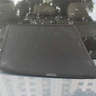Toyota Vios 2017 magnetic sunshades