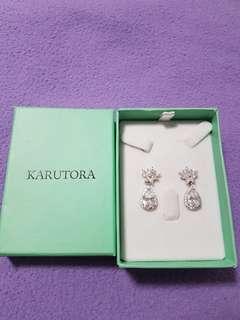 Wedding Earrings(karutora)