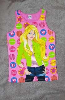 Barbie Pink Sando Top
