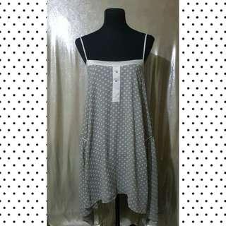 BUY4TAKE1 Preloved Polkadots Dress