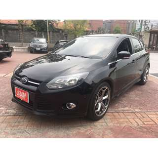 15 FOCUS 2.0柴油運動版 天窗 TCS 6安 全額貸 免頭款 0955212607楊先生