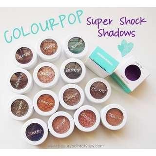Supershock Eye Shadow
