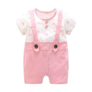 Cotton baby rompers for 18 months