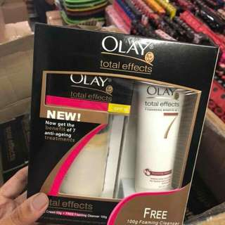 OLAY TOTAL EFFECTS SET