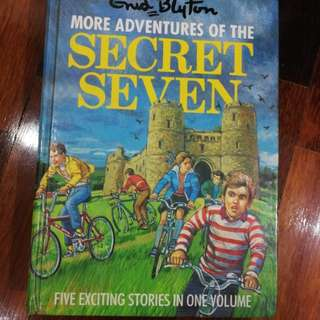 Enid Blyton's More Adventures of the Secret Seven