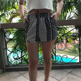 Tribal Beach shorts