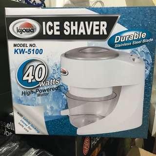 BRANDNEW ICE SHAVER