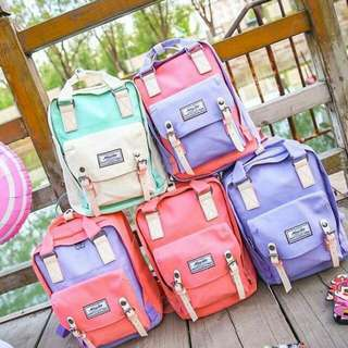 Po colour backpack