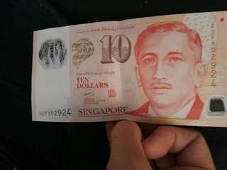 新加坡10元