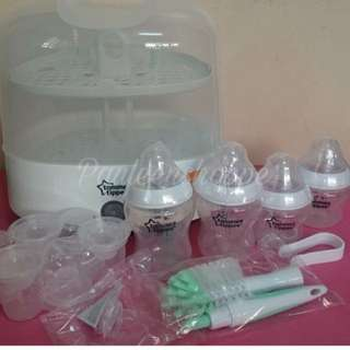 Tommee Tippee Electric Sterilizer Starter Set