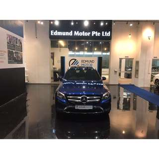 Mercedes Benz GLC250 SUV 4MATIC BASIC