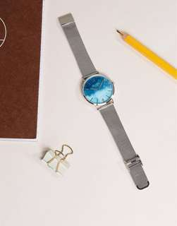 [預訂]Reclaimed Vintage Sky Blue Watch