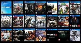 Cheap PS4 Game Bundles
