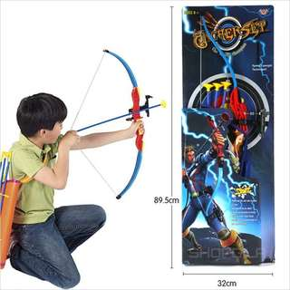 Archery Set Youth Archery Bow Sets for Children Aged 3+
