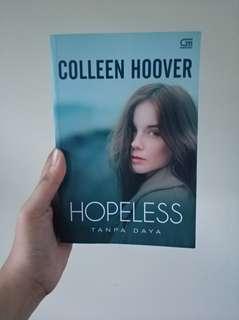 NOVEL HOPELESS