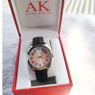 Anne Klein Black Watch