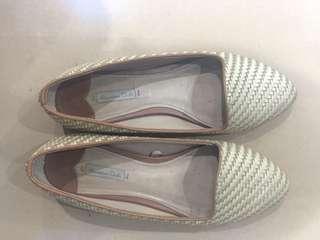 Massimo Dutti flat shoes