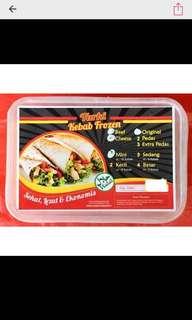 Kebab frozen mini keju