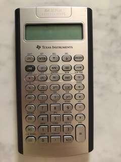 BA II Plus Professional Texas Instruments