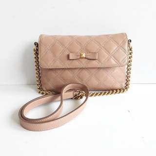 Marc Jacobs leather sling bag