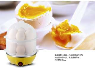 Egg steamer (no bowl)