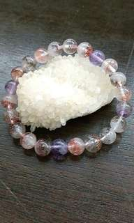 Super 7 Crystal Bracelet