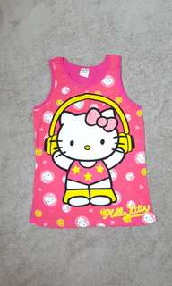Hello Kitty Star Sando Top