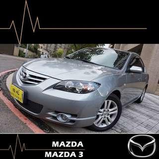 MAZDA MAZDA 3 2.0 2007