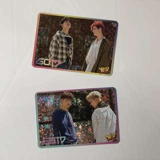 GOT7 Yes!Card 第25期 閃卡