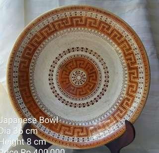 Mangkok Keramik Jepang