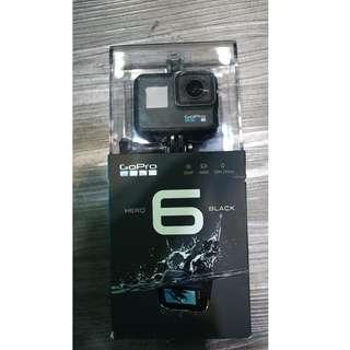 GoPro Hero 6 Black (9成新)