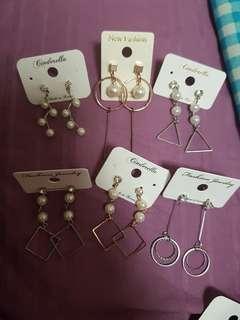 BN earrings from korea #Easter20